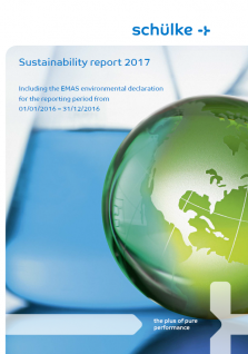 schülke Sustainability Report 2017