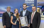 Press release - euxyl K 830 wins 2nd prize of the Innovation Award at SEPAWA 2018 in Berlin!